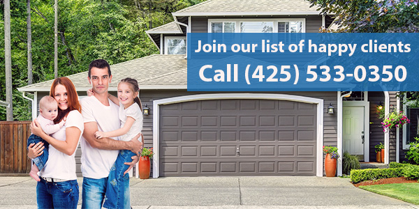 top-quality-garage-door-repair-services in Renton, WA